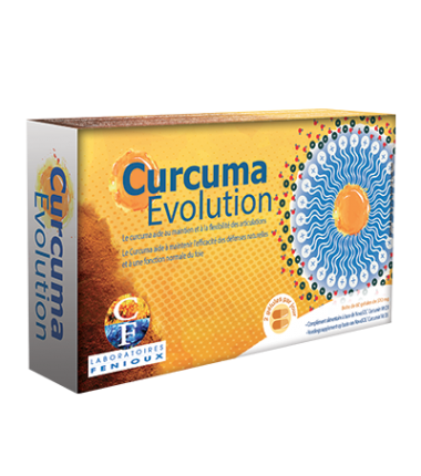CURCUMA EVOLUTION***NUT/PL348/302***