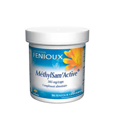 METHYL SAM'ACTIVE***NUT/AS348/201***