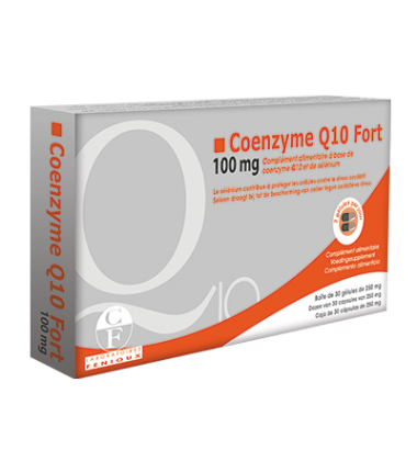 COENZYME Q10 FORT ***PL/AS 348/177***